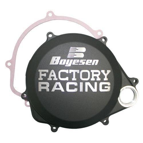 Boyesen Factory Kupplungsdeckel Honda CRF 450R 17- Schwarz
