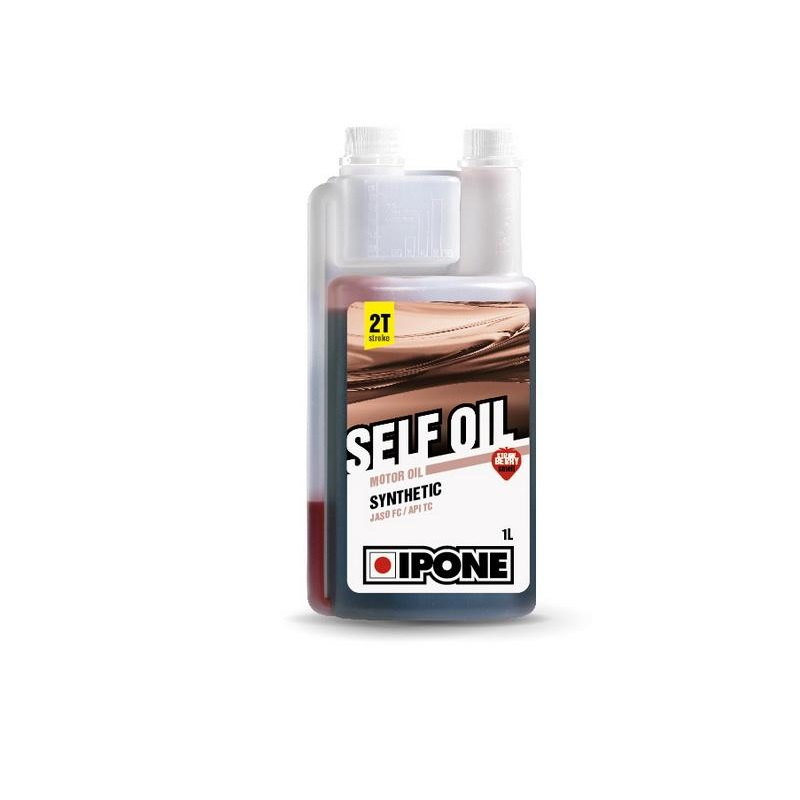 IPONE SELF OIL 2Takt  Erdbeer 1Liter